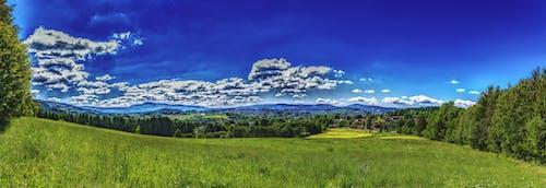 多雲的, 天性, 山丘, 日光 的 免費圖庫相片