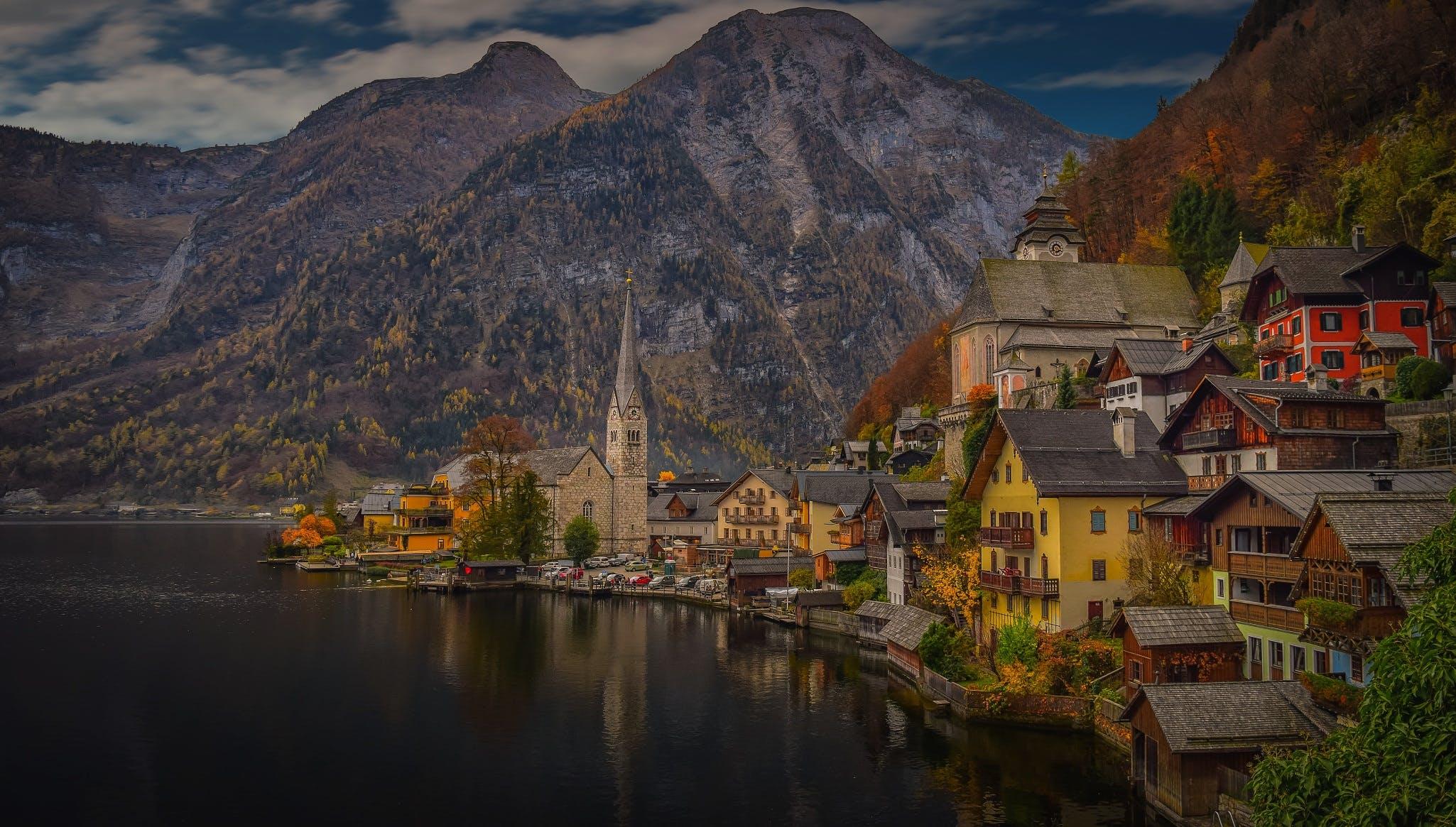 Hallsatt Village