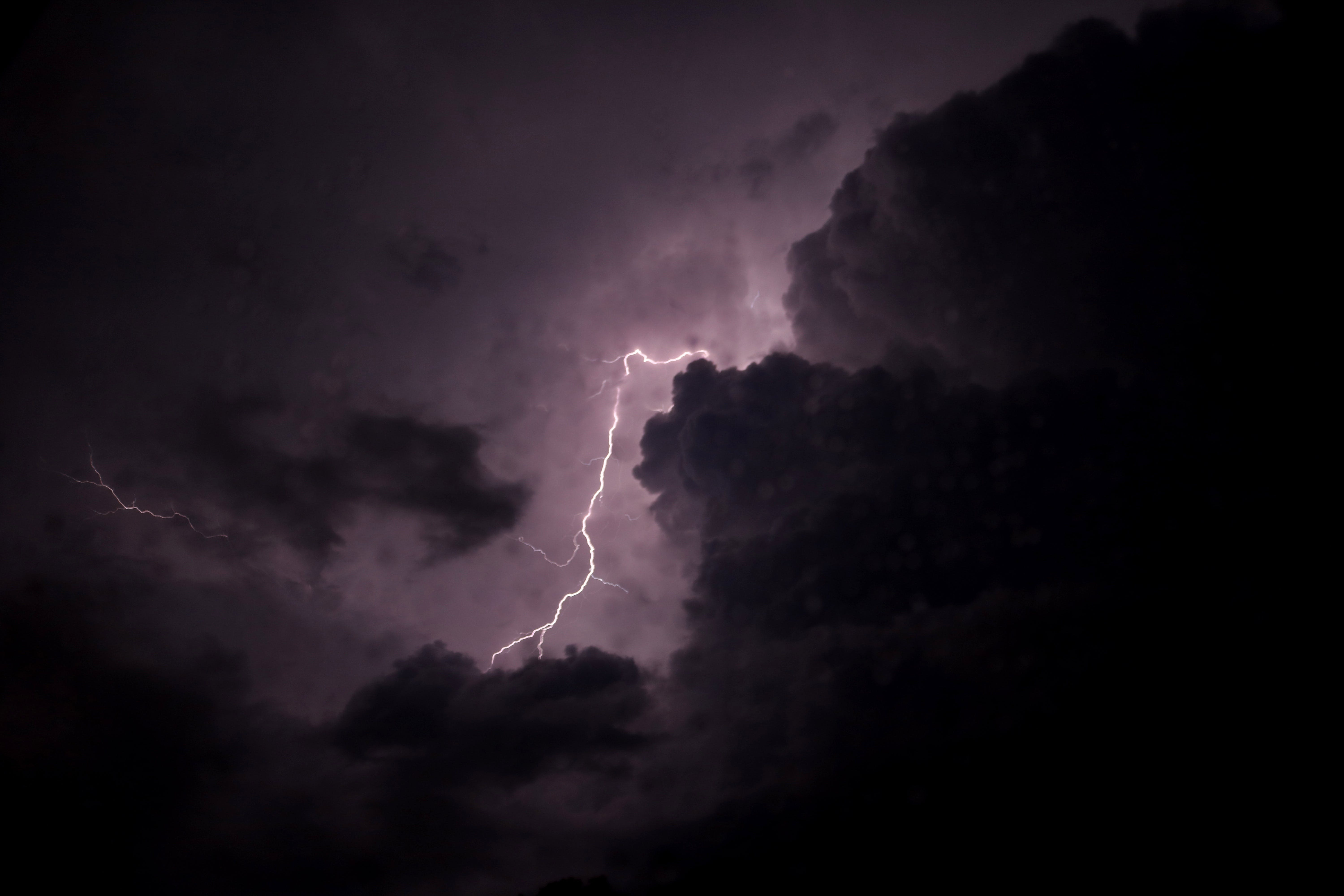 Free stock photo of nature, sky, weather, storm