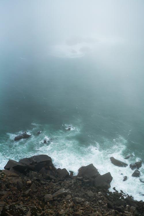 Základová fotografie zdarma na téma báječný, bouře, bouřlivý, cákání