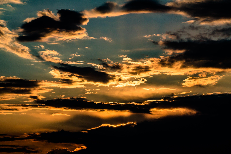 Darmowe zdjęcie z galerii z chmury, ciemne chmury, ciemny, dramatyczny