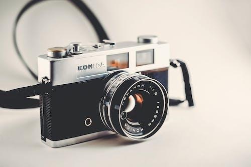 Ilmainen kuvapankkikuva tunnisteilla analoginen, elektroniikka, kamera, Klassinen