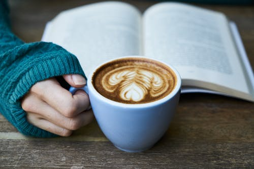 Бесплатное стоковое фото с горячий, капучино, кофе, кофеин