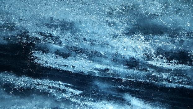 Free stock photo of nature, water, blue, dark