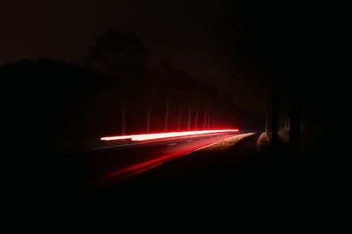 Kostenloses Stock Foto zu auto, beleuchtung, dunkel, dunstig
