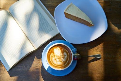 卡布奇諾, 原本, 咖啡, 咖啡因 的 免费素材照片