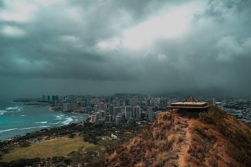 Základová fotografie zdarma na téma architektura, bouře, bratr, bunkr