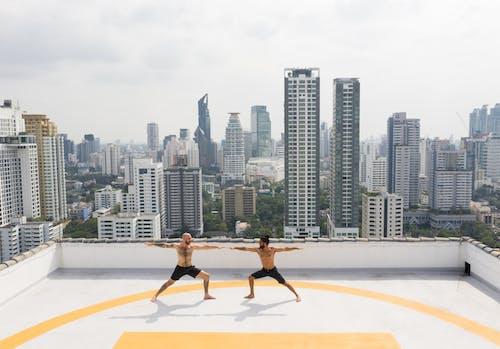Gratis lagerfoto af aktiv, aktivitet, asana, balance