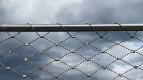 Základová fotografie zdarma na téma kov, metalický, ocel, plot