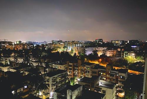 Free stock photo of city night, night life, night photography, outdoor