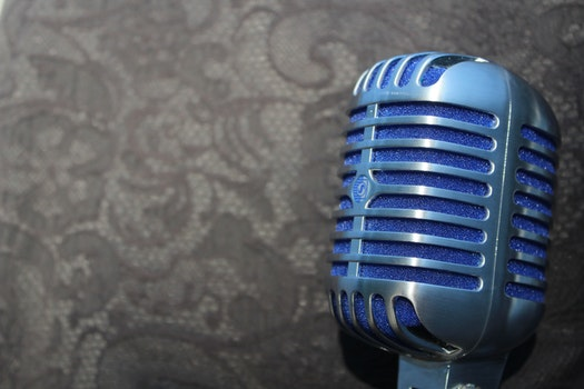 Free stock photo of retro, audio, microphone, recording