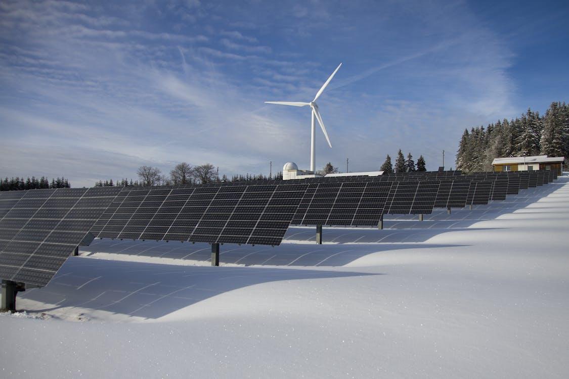 Kostenloses Stock Foto zu Öko-energie, alternative, alternative energie