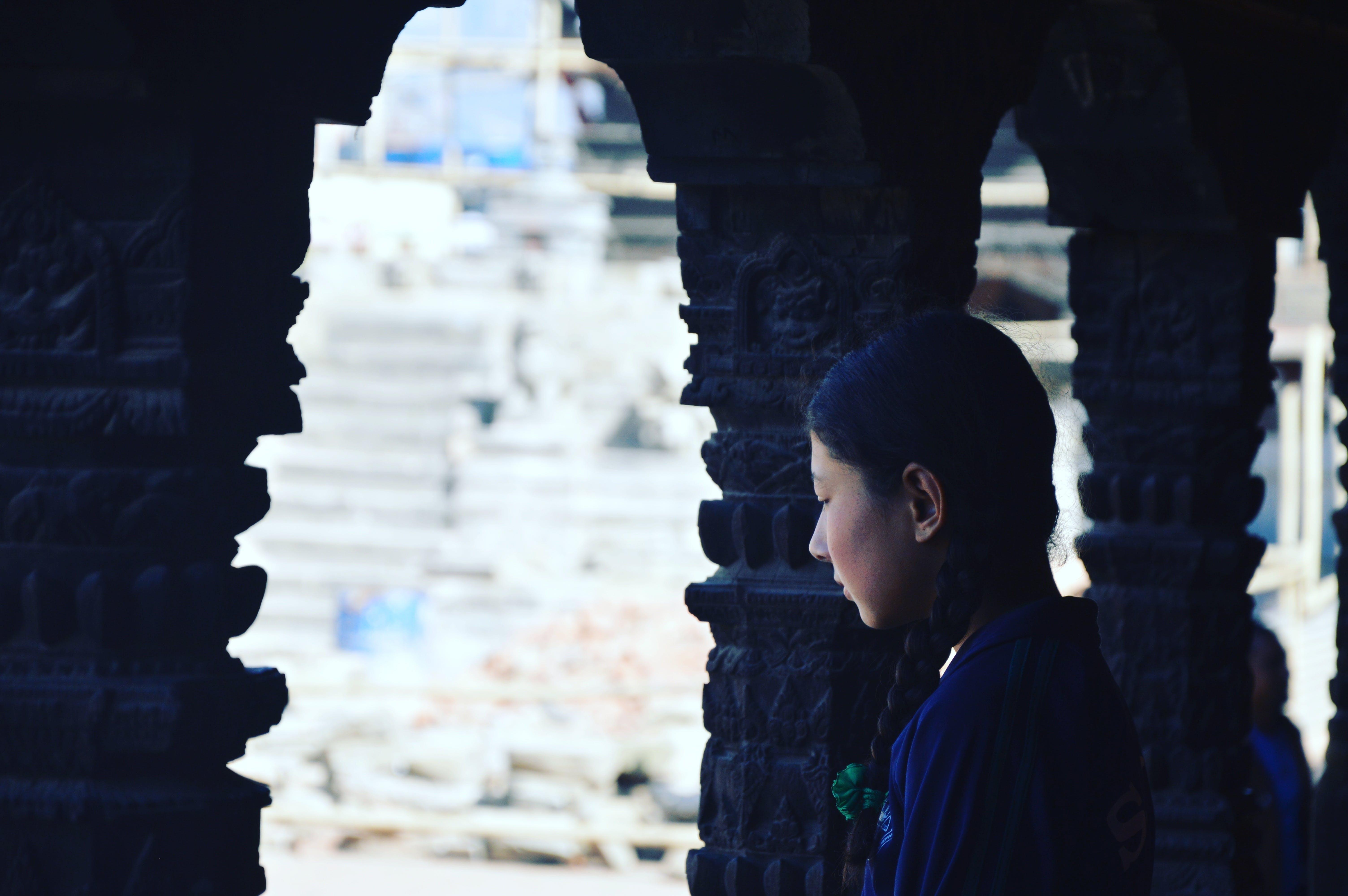 Free stock photo of education, girl, school girl, student