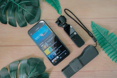 USB, vlog, アクションカメラの無料の写真素材