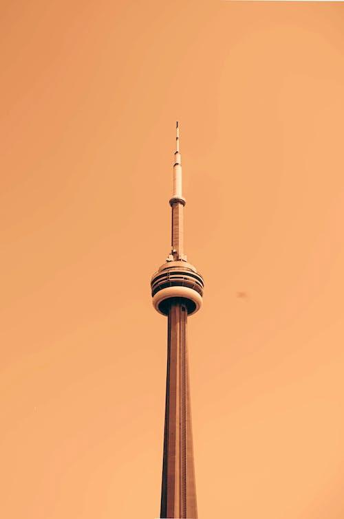 Foto profissional grátis de área de observação, arquitetura, arranha-céu
