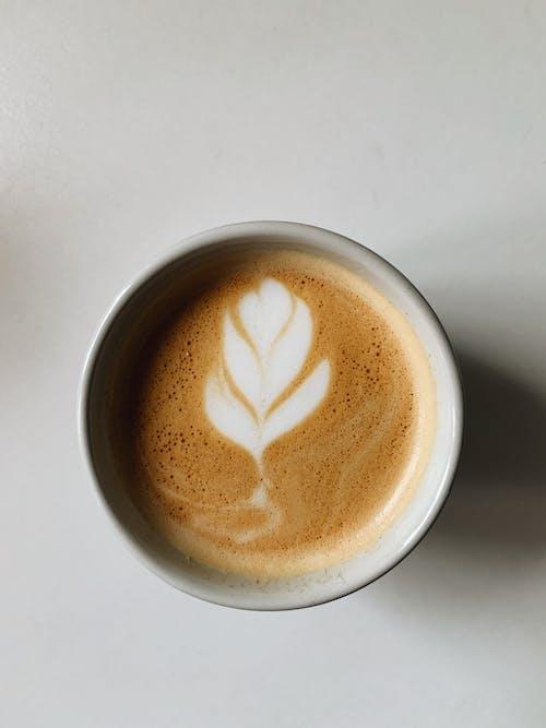 Gratis arkivbilde med cappuccino, delikat, drikke, espresso