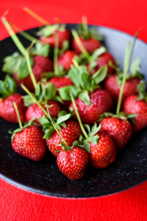 Foto stok gratis berair, buah, buah merah, buah segar