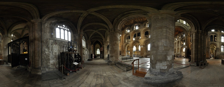 Free stock photo of architecture, view, church, panorama