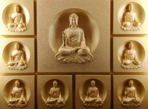 Gautama Buddha Wall Decor