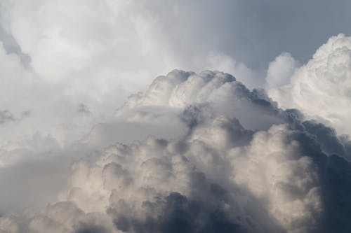 Free stock photo of clouds, grey, intense
