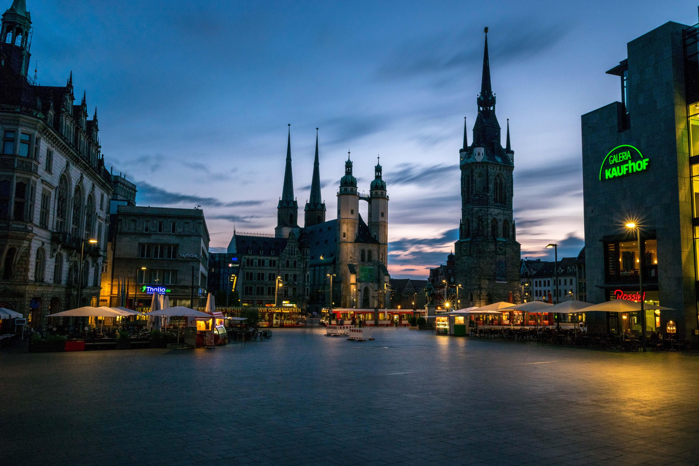 Free stock photo of city, landmark, church, germany
