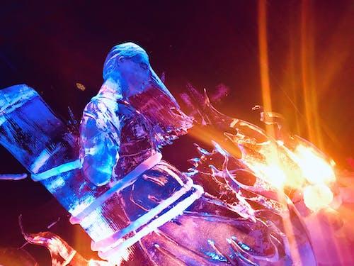 Free stock photo of art, artistic, bright colors, burn