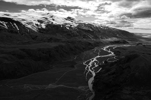 bw, 健行, 冒險, 冰島 的 免費圖庫相片