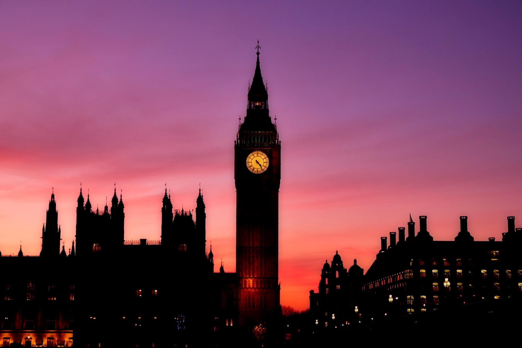 Free stock photo of city, dawn, sunset, landmark