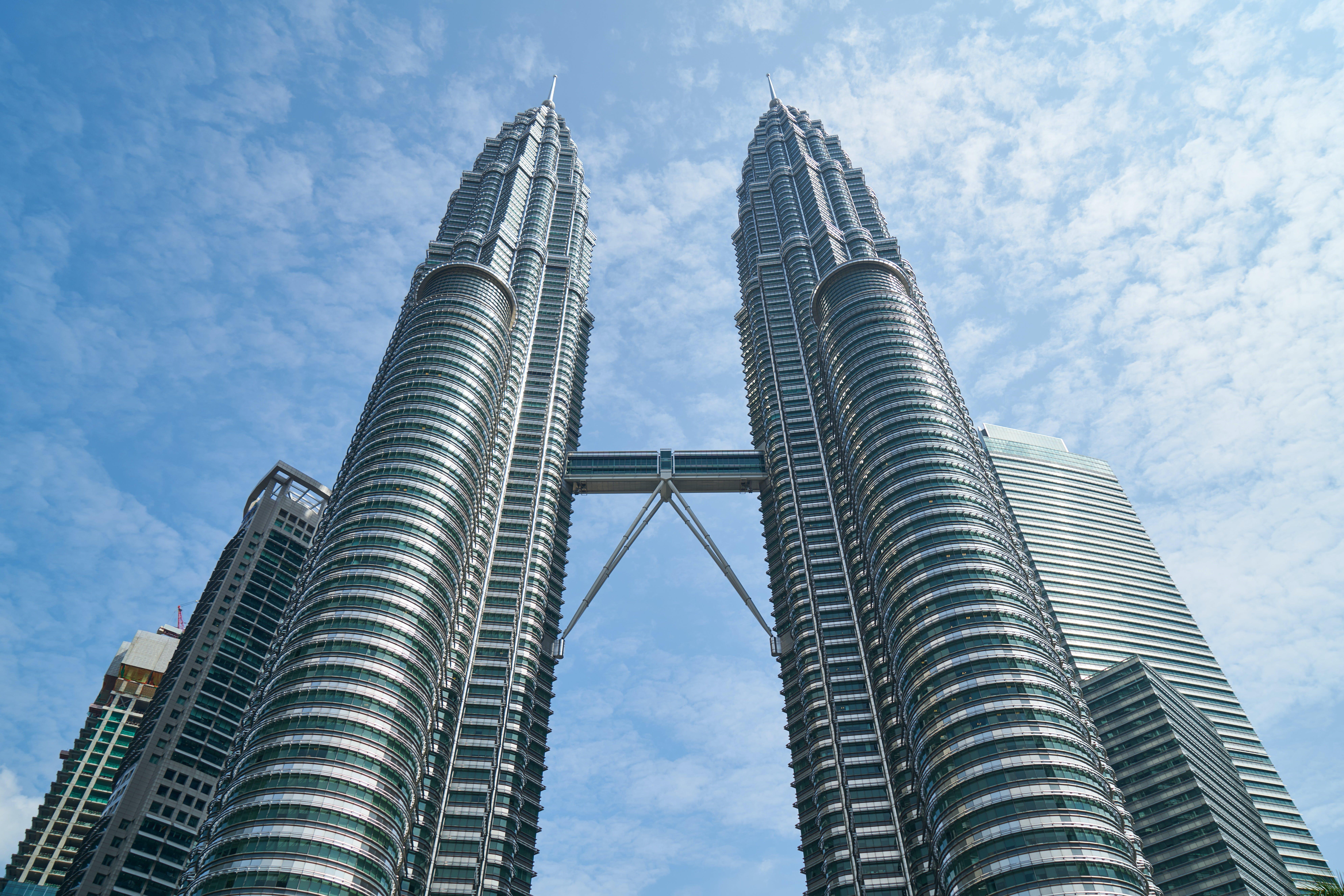 Foto stok gratis Arsitektur, Asia, awan, bagus