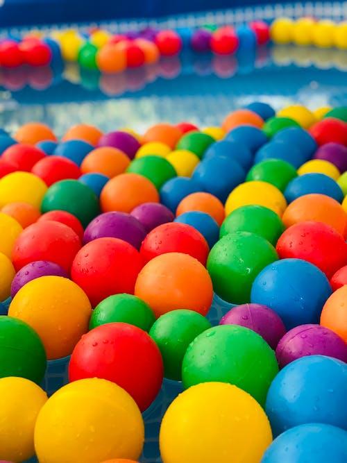 Multi Colored M Ms Candies