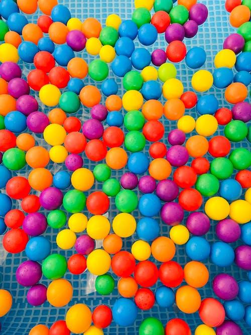 Free stock photo of abundance, bright, candy