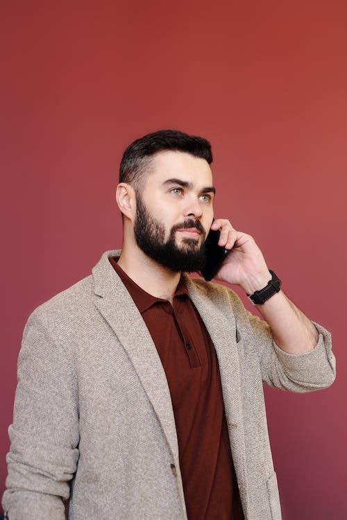 Foto stok gratis belum tua, berbicara di telepon, berkomunikasi