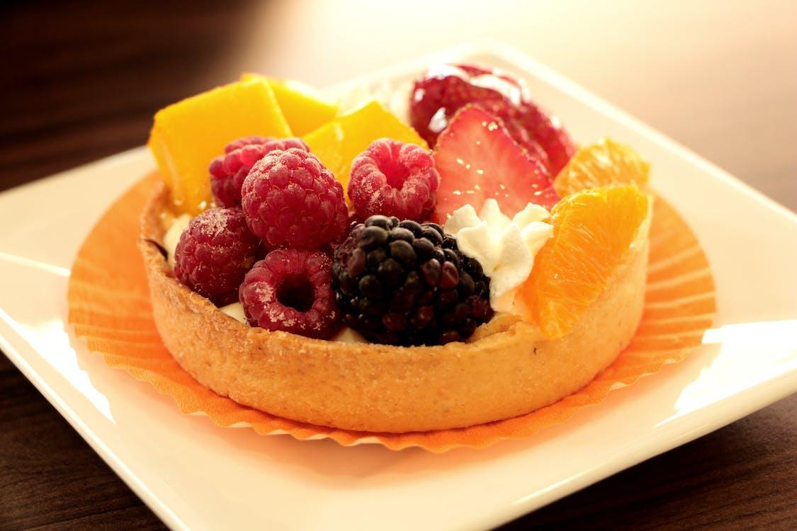 과일, 단 것, 딸기