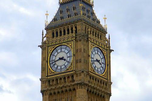 Gratis lagerfoto af arkitektur, berømt, Big ben, britisk
