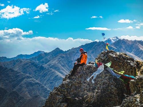 Photos gratuites de altitude, atteindre, aventure