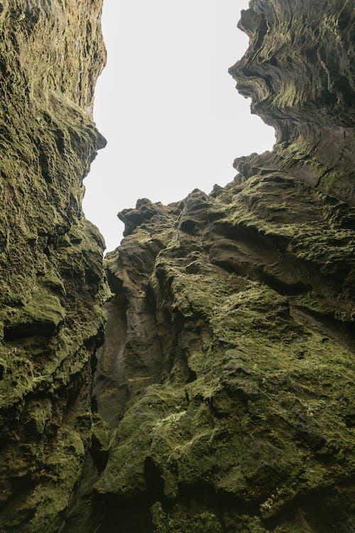 侵蝕, 冒險, 冰島, 冷 的 免費圖庫相片
