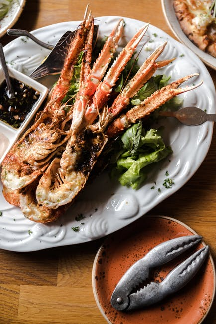 Grilled Lobster Tail Recipe with Garlic Butter