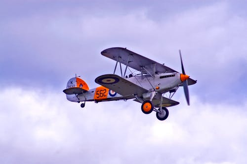 Δωρεάν στοκ φωτογραφιών με αεροπλάνο, αεροπλοΐα, αεροσκάφος, έλικας
