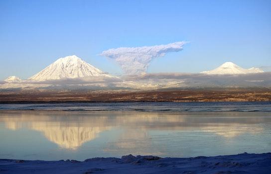 Free stock photo of cold, glacier, snow, sea