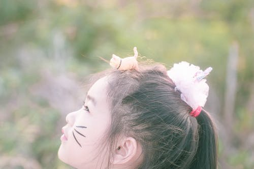 Free stock photo of asian girl, cute