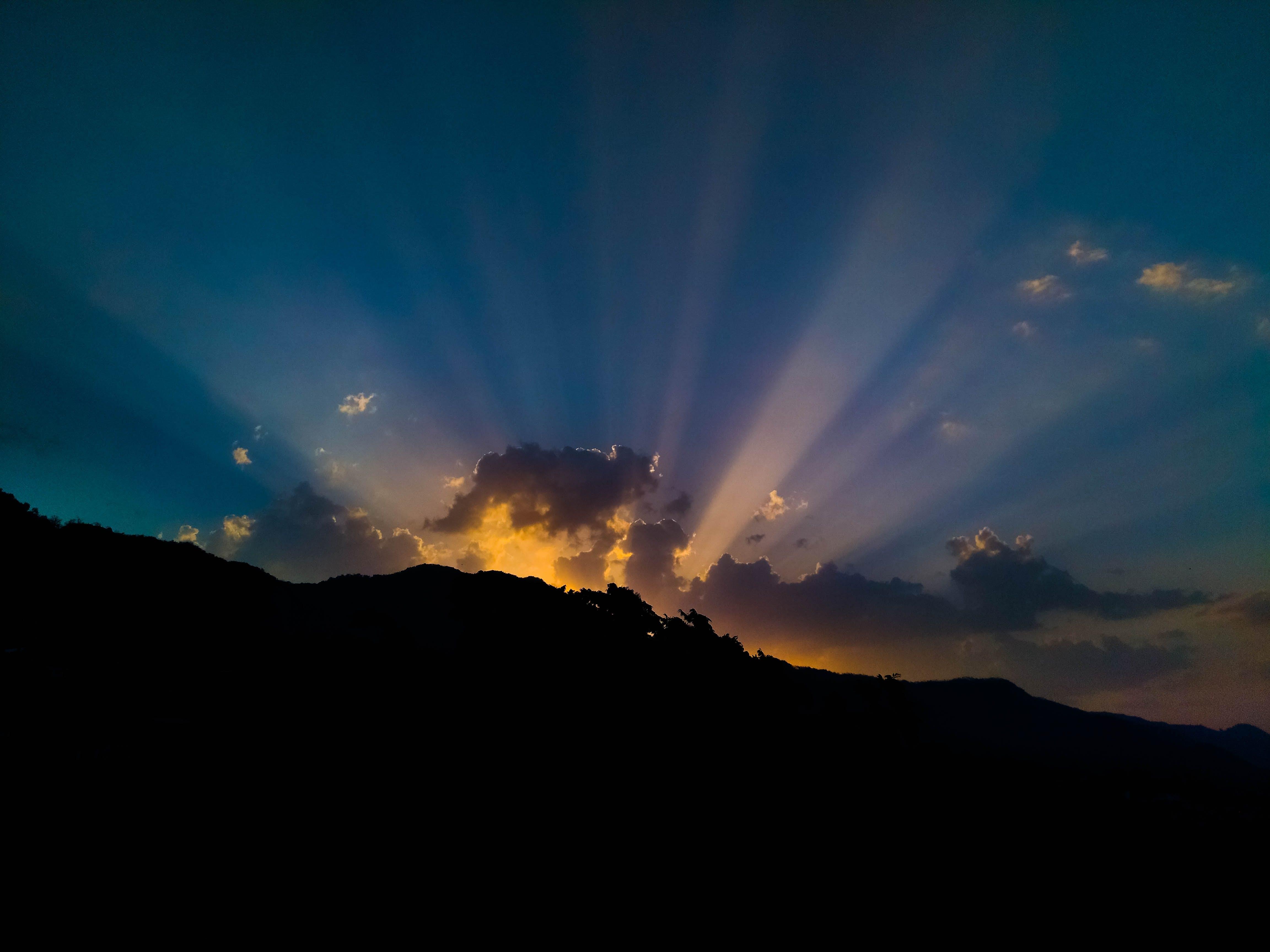 Základová fotografie zdarma na téma hora, krajina, mraky, nosník