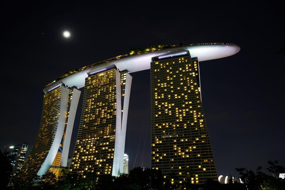 新加坡濱海灣金沙