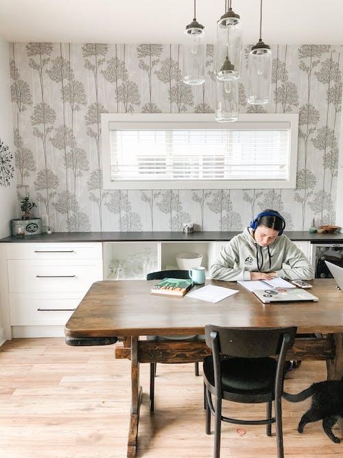 Ilmainen kuvapankkikuva tunnisteilla ahkera, akateeminen, älykäs, asunto