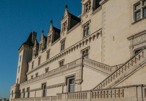 Free stock photo of france, architecture, castle, renaissance