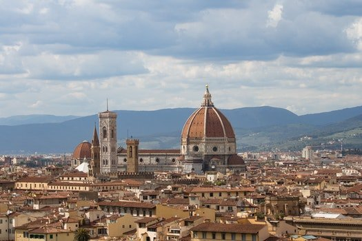 Free stock photo of italy, dome, florence, florence's duomo