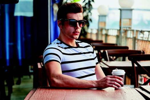 Free stock photo of restaurant, fashion, man, person