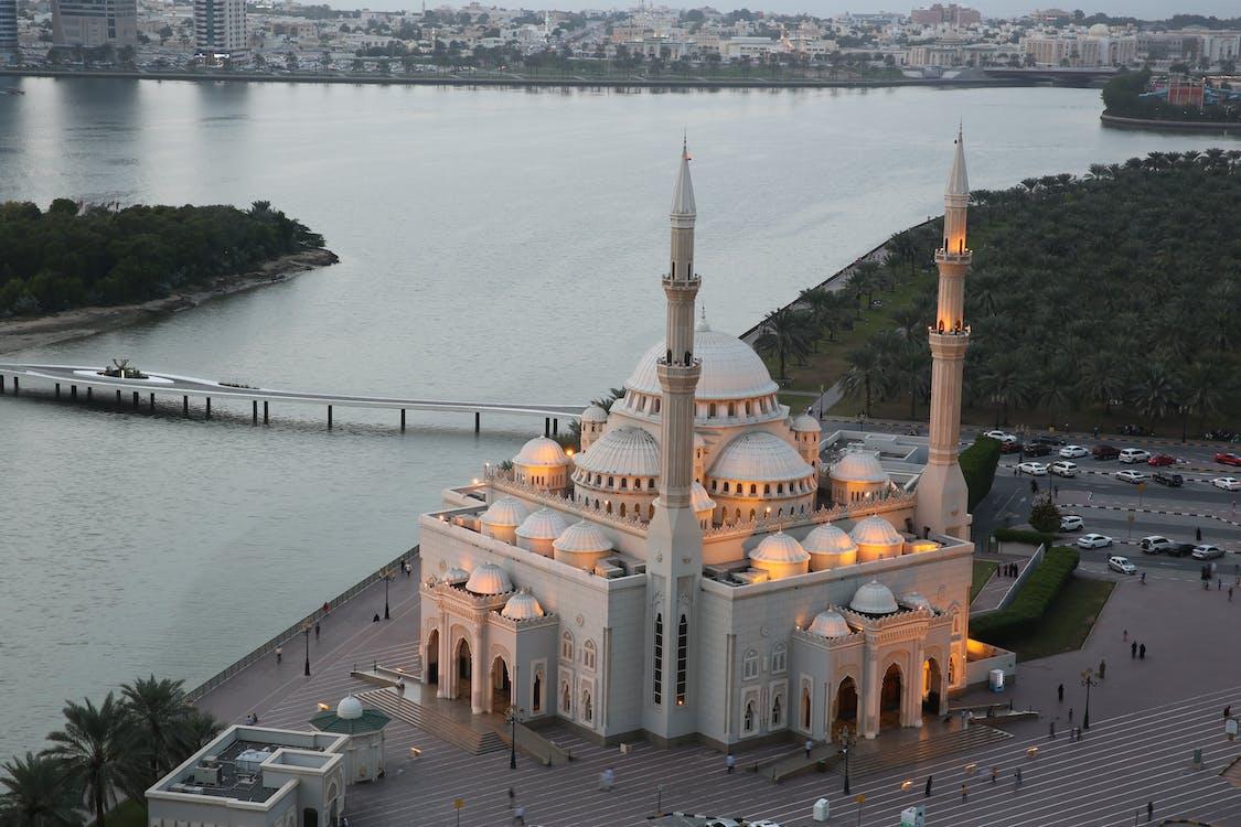 Al Noor Mosque - Sharjah - UAE