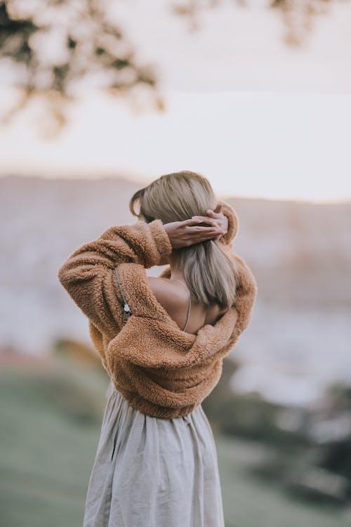 Základová fotografie zdarma na téma 35mm, asijské holky, blond, blond vlasy