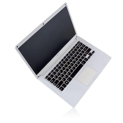 Foto profissional grátis de abrir, branco, caderno, chave