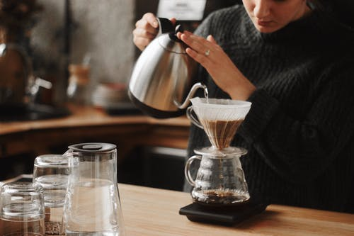 Muller electric tea kettle